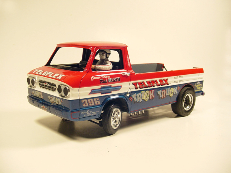 "1965 Corvair rampside pick-up ""Wheel Stander"" Trickt11"