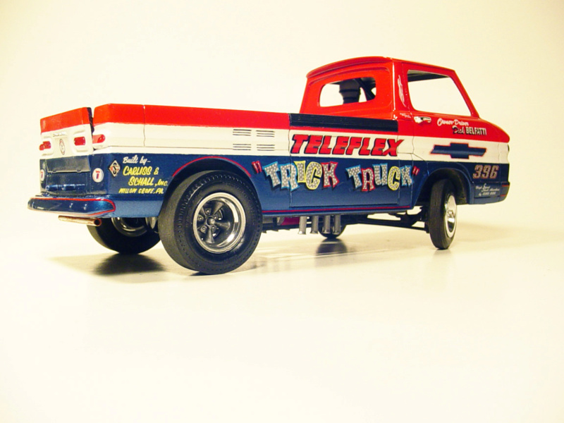 "1965 Corvair rampside pick-up ""Wheel Stander"" Trickt14"