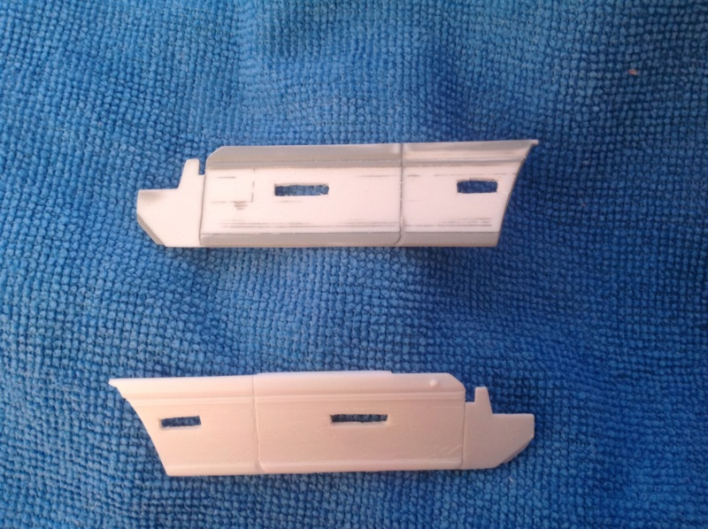 1969 Dodge Dart Swinger 340 (conversion) Revell 1/25 - Page 2 Wip_pa10