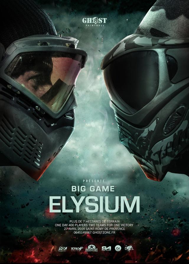 big game ELYSIUM [ Dept 13 ] 20129210