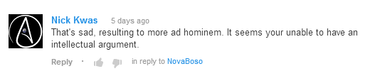 Youtube Comments Nick_k12