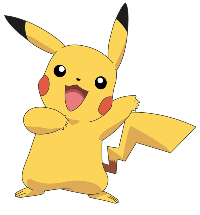 Top 10 - Mascottes d'animes/mangas Pikach10