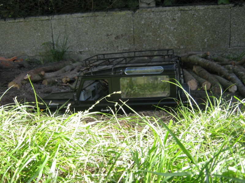 Début de parcours dans mon jardin. Img_4014