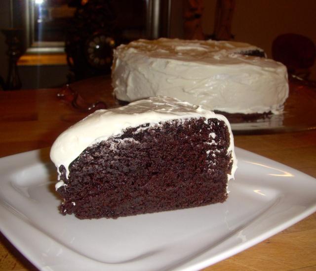 Gâteau au chocolat Gato_e11