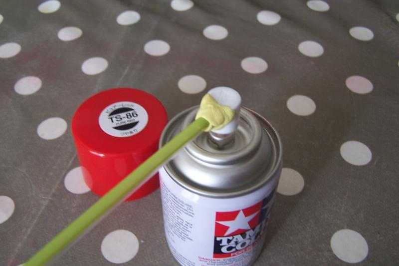 [PEINTURE] Comment décanter une bombe de peinture ! 103_8710