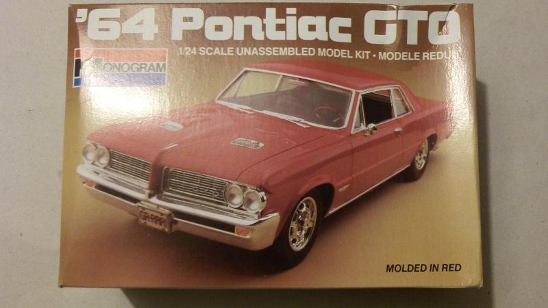 Monogram '64 Pontiac GTO 106_0723