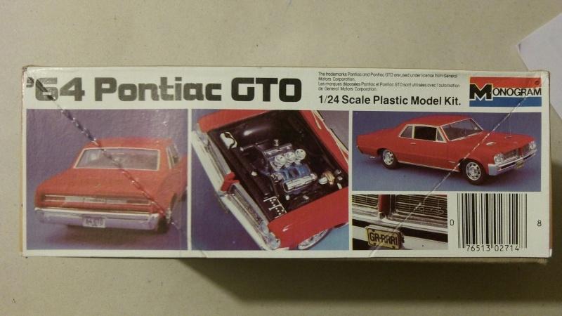 Monogram '64 Pontiac GTO 106_0724