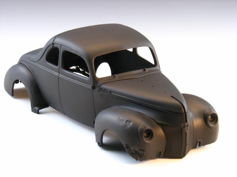 Ford rouillée ultra-réaliste 810