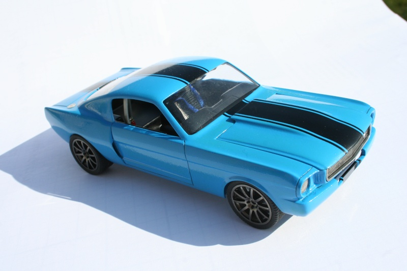"""'66 Ford Mustang GT350H """"Street Machine"""" (Revell) [Terminée] - Page 9 Img_1611"""