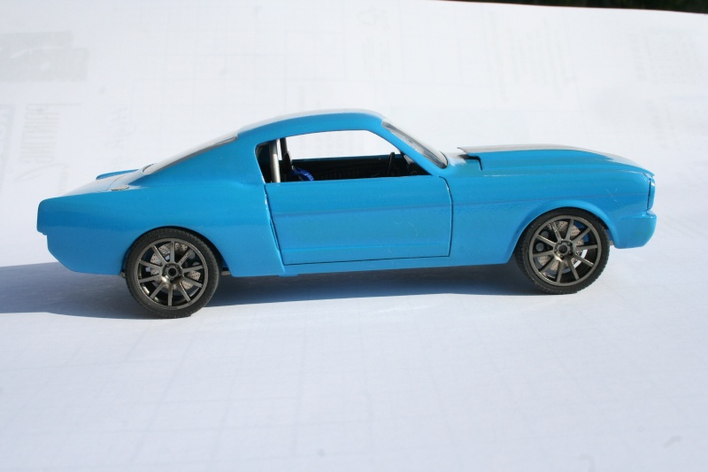 """'66 Ford Mustang GT350H """"Street Machine"""" (Revell) [Terminée] - Page 9 Img_1612"""