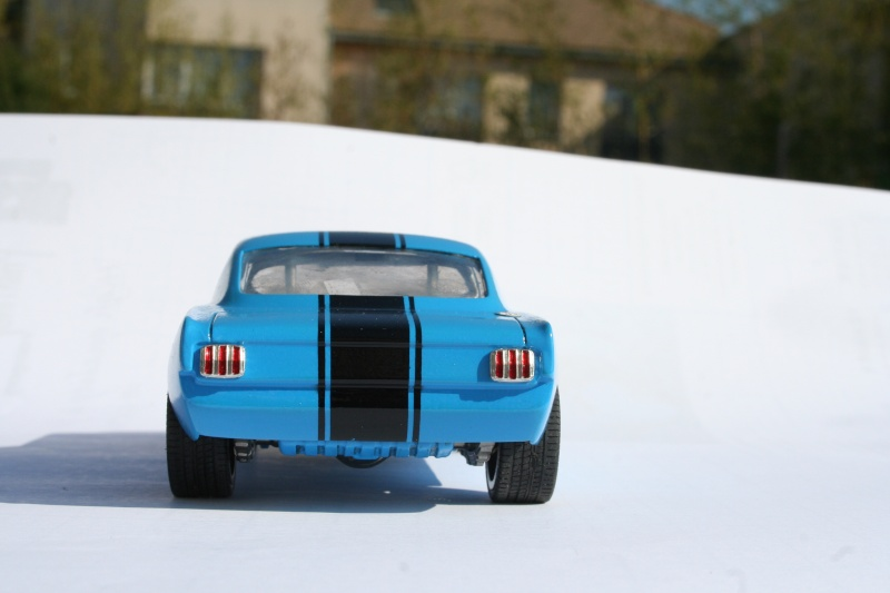 """'66 Ford Mustang GT350H """"Street Machine"""" (Revell) [Terminée] - Page 9 Img_1614"""