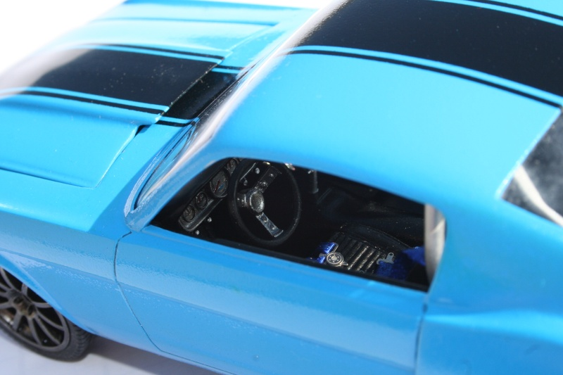 """'66 Ford Mustang GT350H """"Street Machine"""" (Revell) [Terminée] - Page 9 Img_1615"""