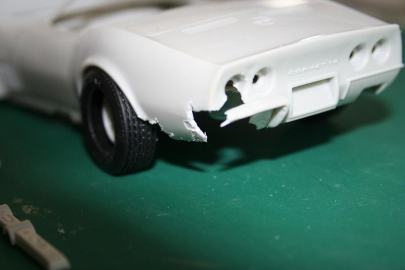 "'71 Chevrolet Corvette ""Junkyard beauty"" (AMT) [Terminée] Img_1627"