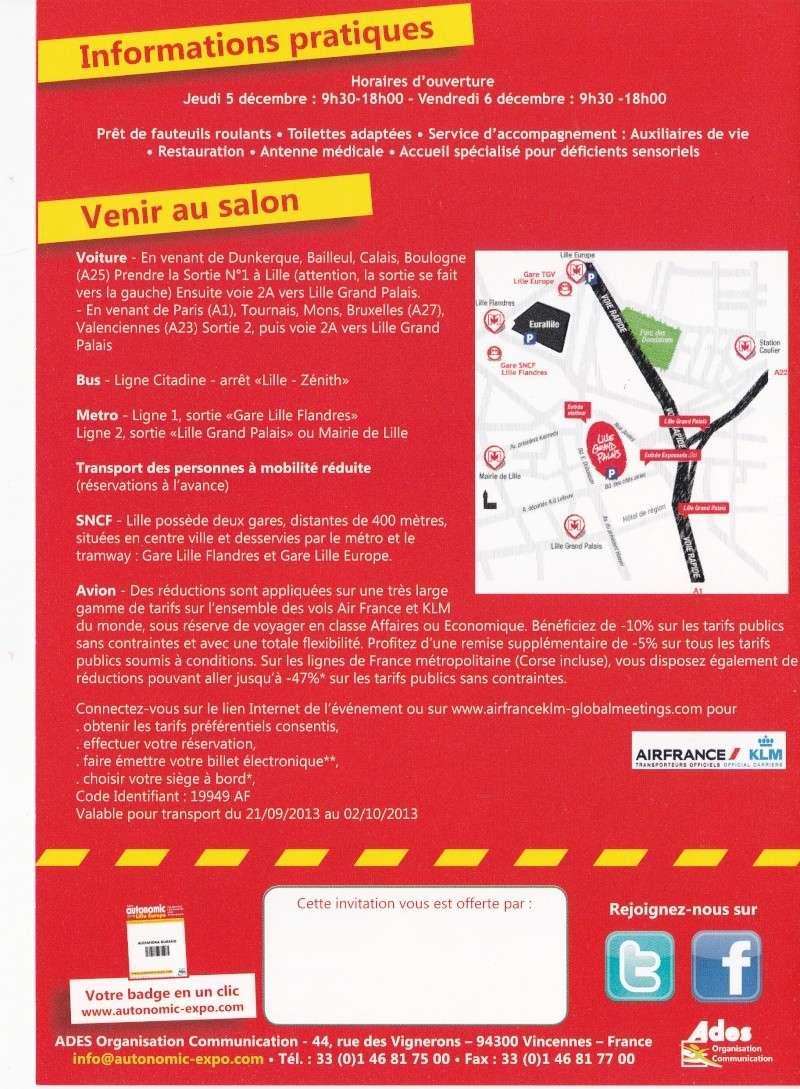 SALON AUTONOMIC LILLE  Invita11