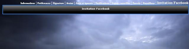 (#470)Invitation Facebook Sans_t10