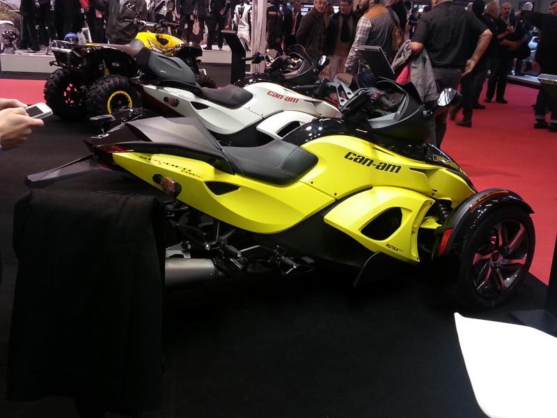 CR Salon Moto-Scooter Paris 2013 - Page 4 20131210