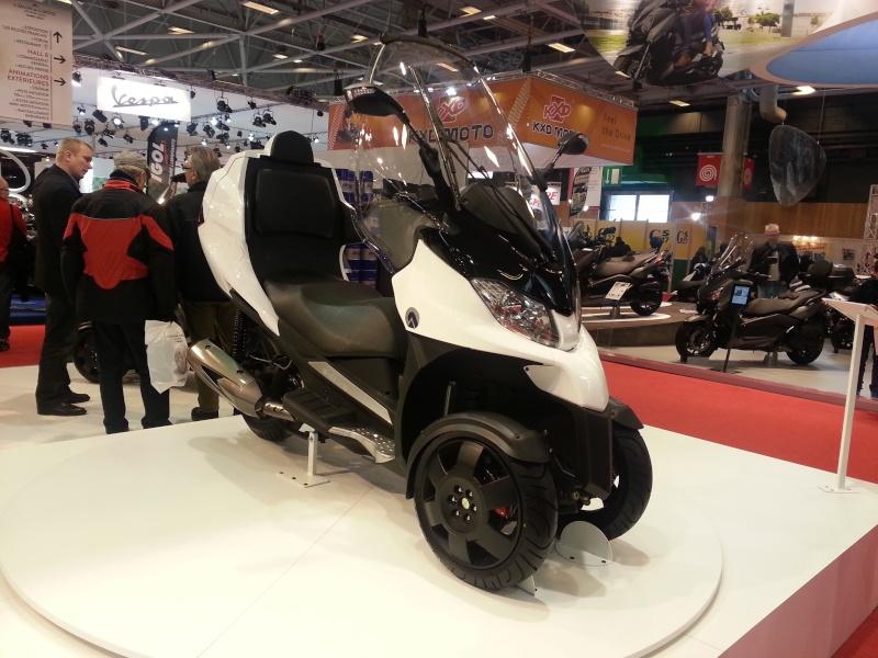 CR Salon Moto-Scooter Paris 2013 - Page 4 20131217