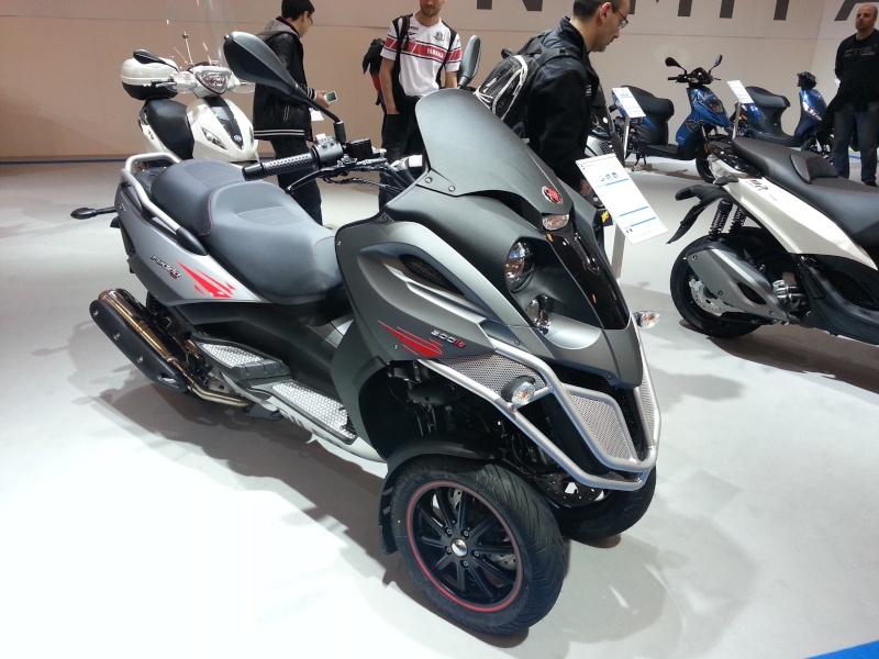 CR Salon Moto-Scooter Paris 2013 - Page 4 20131218