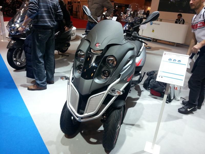 CR Salon Moto-Scooter Paris 2013 - Page 4 20131219
