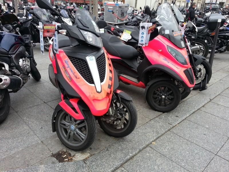 CR Salon Moto-Scooter Paris 2013 - Page 4 20131227