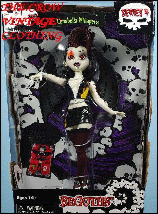 [Vendo] Action figure gothic horror Begoths Bleeding edge NUOVA Lunabe11