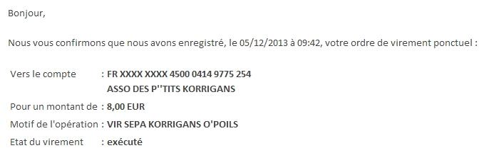 Boutique O'Poils - 5% reversé aux P'tits Korrigans Vireme10