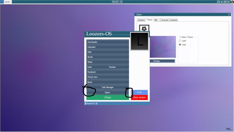 Loozer-OS EBB (Edtion Blue Basic) Un os développer sous SZ et VS - Page 4 Loozer10