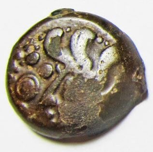 SUESSIONS, Incertaines Bronze DEIVICIAC Gauloi10