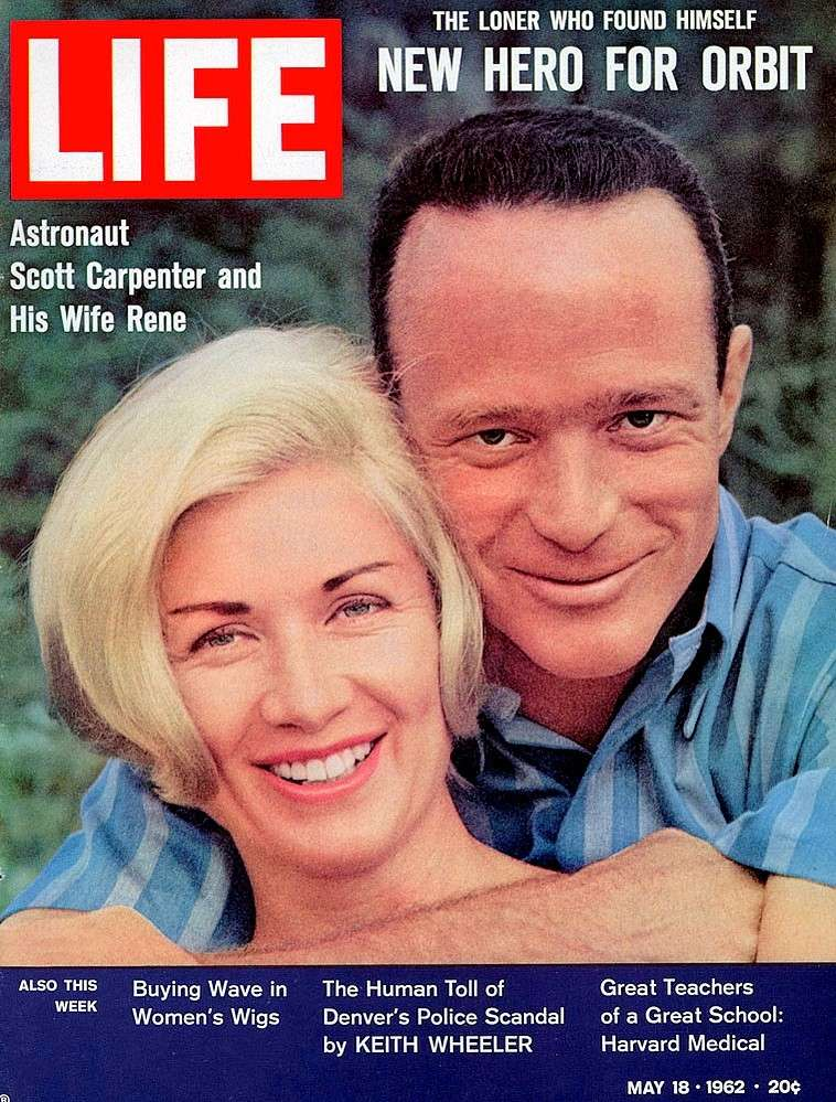 Scott Carpenter (1925-2013) Life10