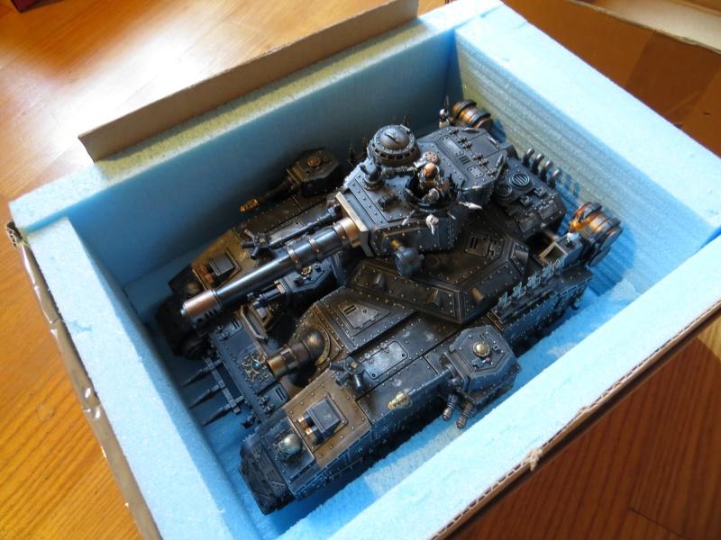 [Fabrication] Boîtes de transport pour figurines  Img_1729