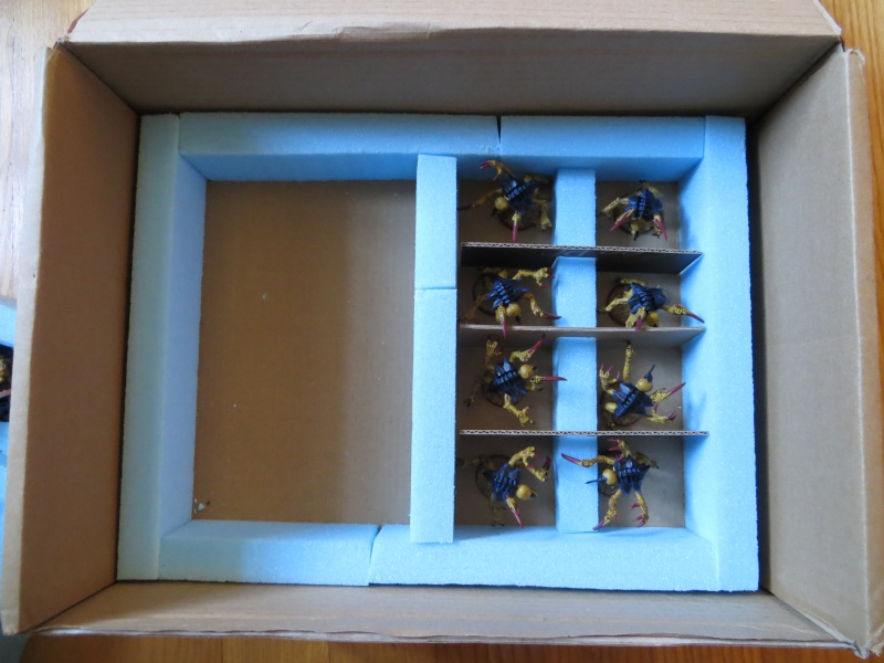 [Fabrication] Boîtes de transport pour figurines  Img_1732