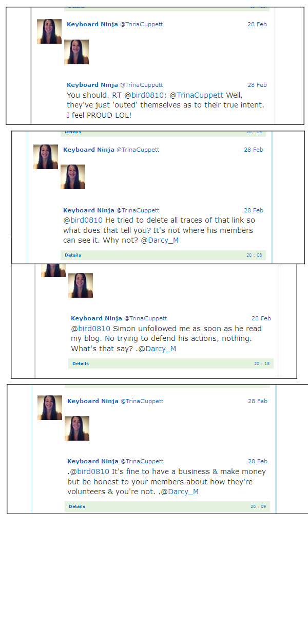 Trina Cuppett Captured Tweets February 28th 2013 Trina215