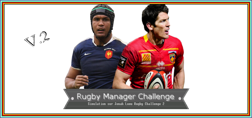 Rugby Manager Challenge