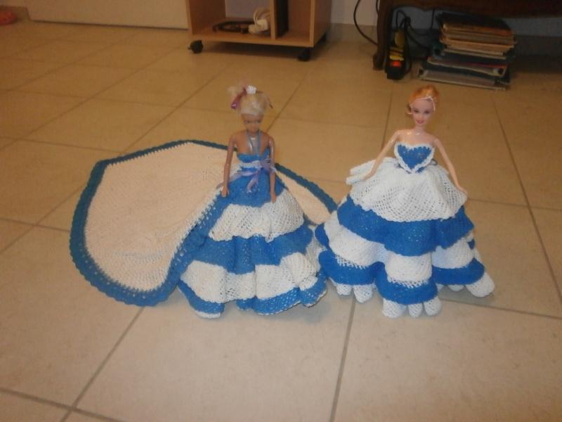 robe de poupée barbie pour ma belle soeur Pa130013