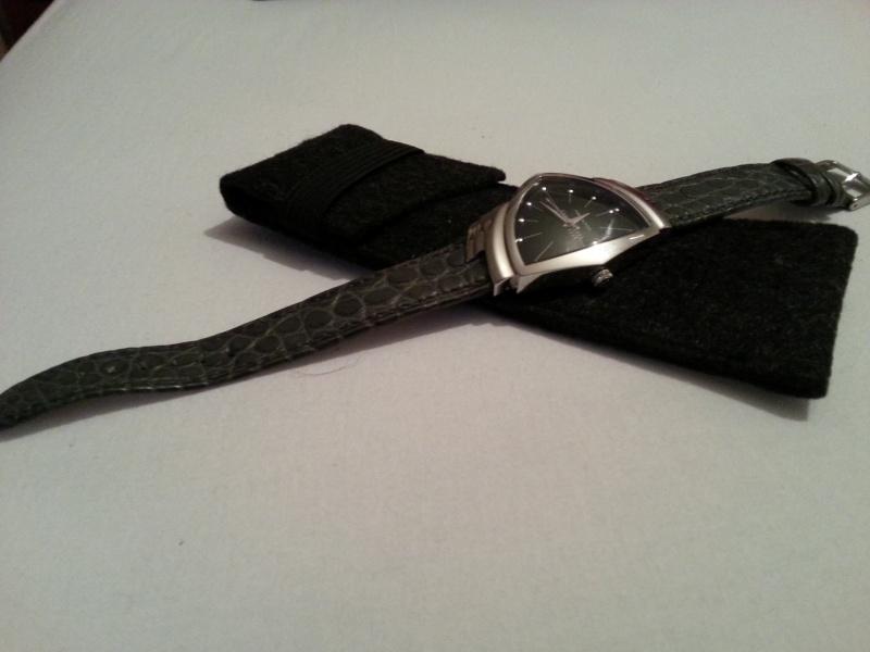 Changement de bracelet Hamilton Ventura Fc110