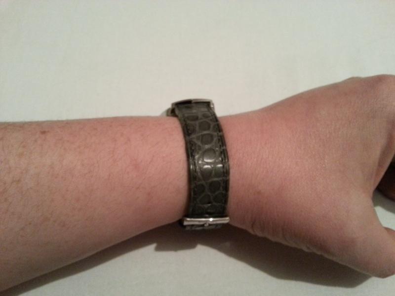 Changement de bracelet Hamilton Ventura Fc210