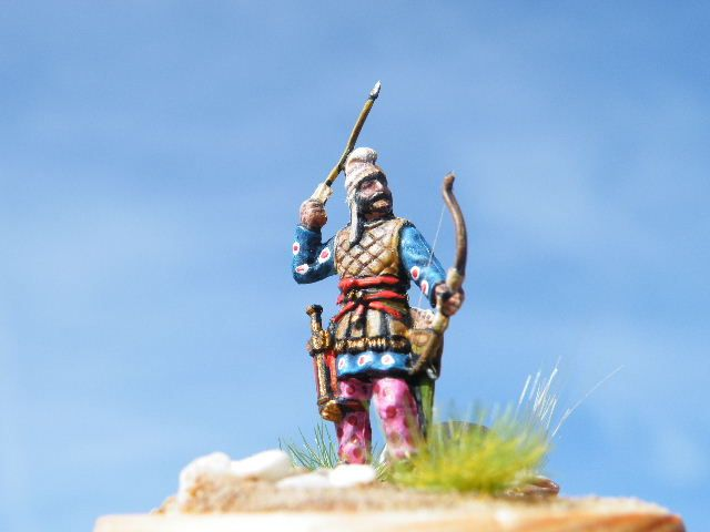 Persischer Bogenschütze Dscf0410