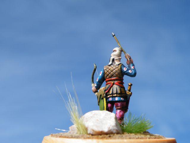 Persischer Bogenschütze Dscf0411