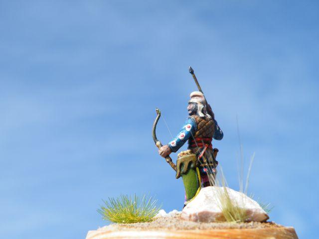 Persischer Bogenschütze Dscf0412