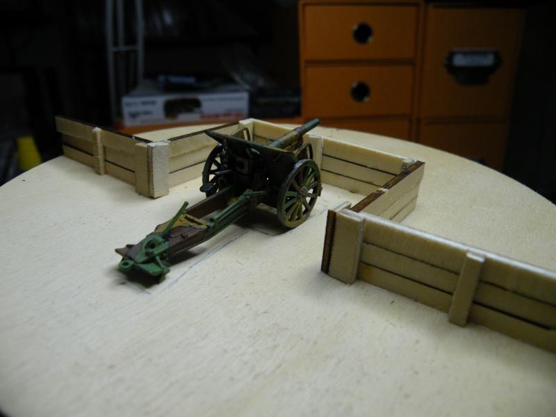 Deutsche Artillerie 1. Weltkrieg 1/72 Dscf1710