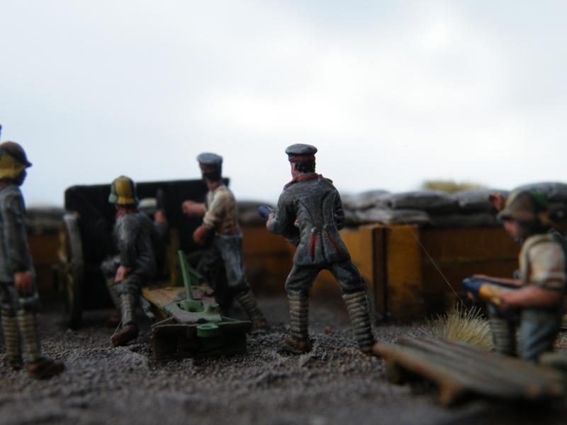 Deutsche Artillerie 1. Weltkrieg 1/72 Dscf1736