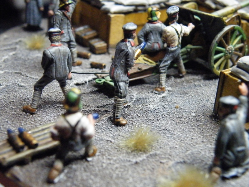 Deutsche Artillerie 1. Weltkrieg 1/72 Dscf1740