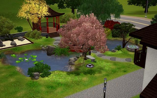 [Fiche] Les 7 types de jardins : Le jardin au Japonais Screen66