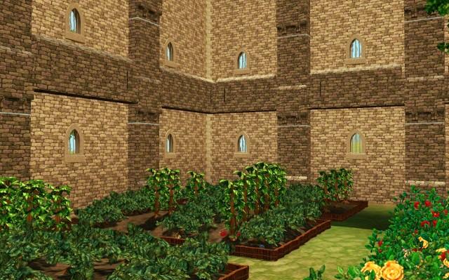 [Fiche] Les 7 types de jardins : Le jardin au Moyen-Age (Occident) Screen81