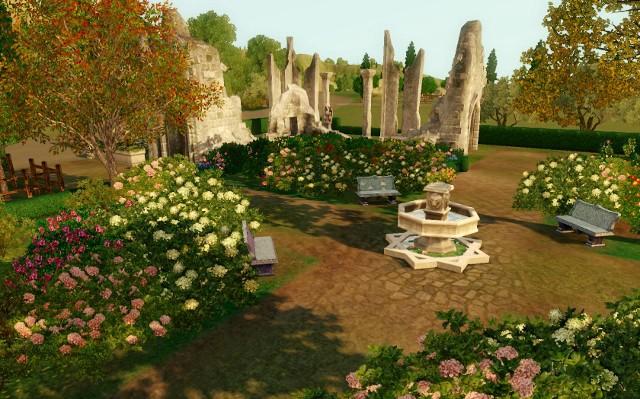 [Fiche] Les 7 types de jardins : Le jardin au Moyen-Age (Occident) Screen82