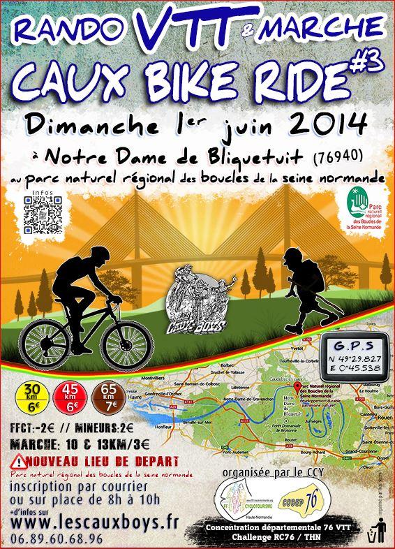 [1er Juin 2014] 3ème Caux Bike Ride Captur40