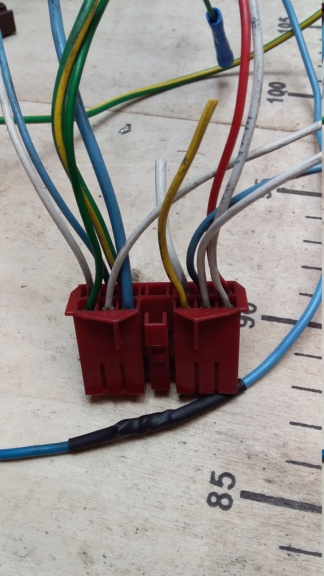 Faisceau électrique tableau de bord  20210613