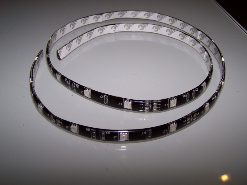 Rubans à leds lumineux flexibles 100_3610