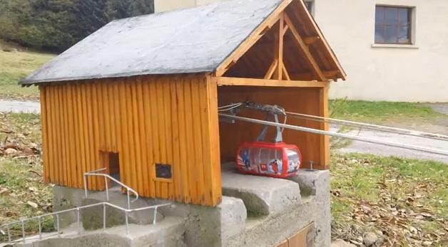 cabine pour telepherique Cabine10