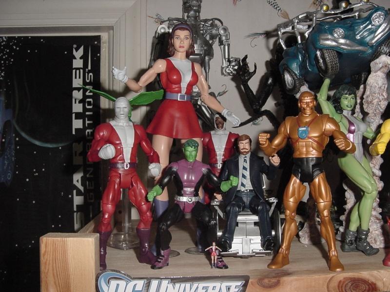 The Figures of DC Comics. Dsc00017